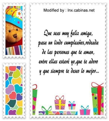 sms de cumpleaños para mi sobrina,textos de feliz cumpleaños