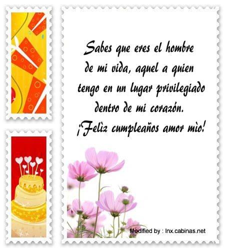 Frases De Cumpleanos Para Tu Amorcito Mensajes De Cumpleanos