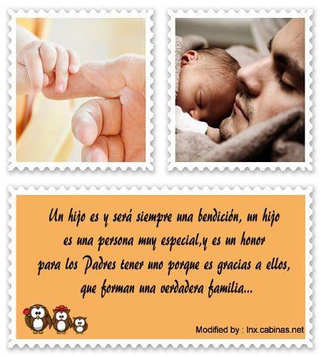 Bellos Pensamientos Para Papás Primerizos Saludos