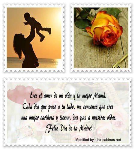 Mensajes Para El Día De La Madre Bonitos Frases Para El Día De La Madre Cabinas Net