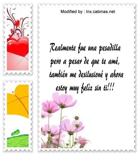Buscar Frases Cortas Para Mi Ex Amor Mensajes De Amor Cabinas Net