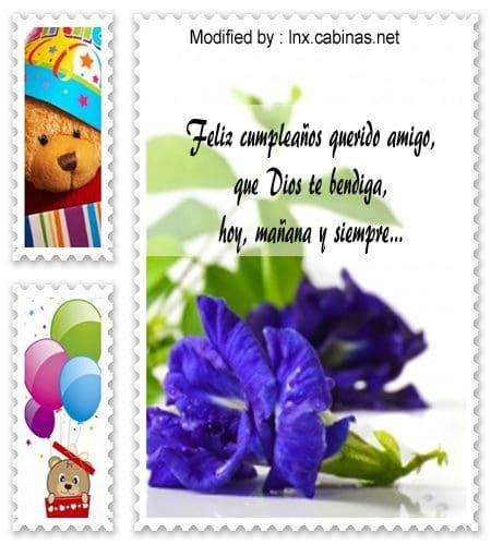bonitos mensajes de cumpleaños para mi amigo,bonitas dedicatorias de cumpleaños para mi amigo