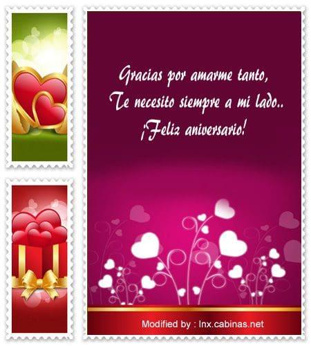 descargar mensajes bonitos de aniversario de novios,mensajes de texto de aniversario de novios