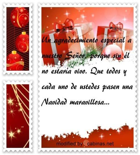 Lindos mensajes para agradecer en esta navidad con - Como hacer felicitaciones de navidad con fotos ...