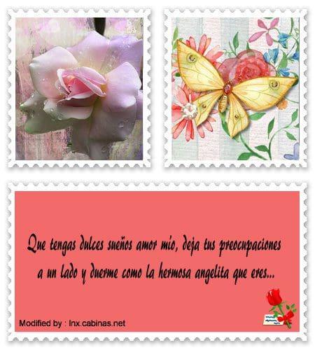 Mensajes De Buenas Noches Para Mi Amor Frases De Buenas