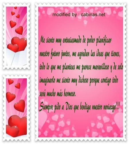 Bonitas Frases Y Postales De Amor Cristianas Para Mi Novia Con