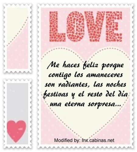 Frases Bonitas De Amor Y Felicidad Para Mi Novia Con Inagenes