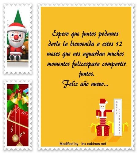 cartas de ano nuevo