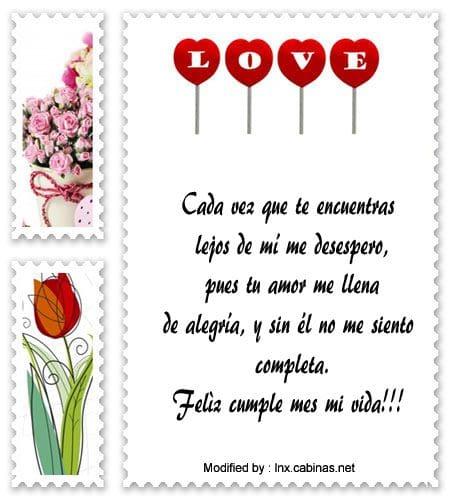enviar dedicatorias de amor por el primer mes de novios,frases de aniversario para compartir por facebook