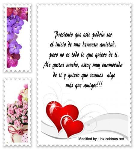 Frases Bonitas Para Decir Me Interesas Mucho Mensajes De Amor