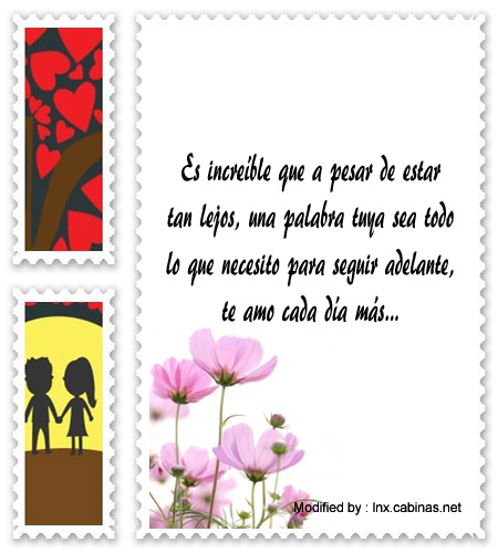 Frases De Amor A Distancia Para Mi Novia Mensajes Romànticos