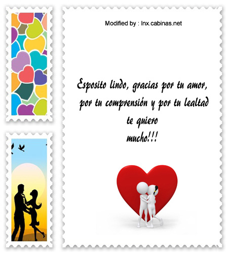 Palabras De Amor Para Mi Esposo Frases De Amor Cabinas Net