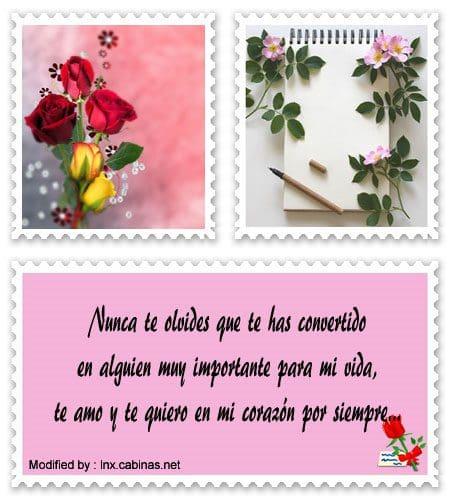 Bonitos Mensajes De Aniversario De Novios Mensajes De Amor