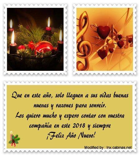 Palabras De Año Nuevo Para Sms Desear Feliz Año Nuevo
