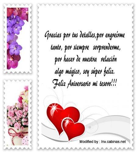 Poemas De Amor Para Mi Novio Por Aniversario Frases De Aniversario