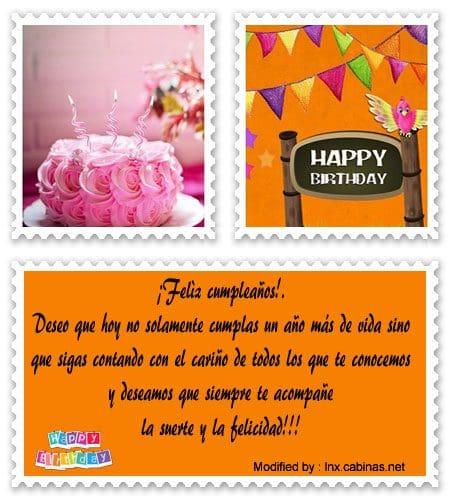 Mensajes De Cumpleaños Para La Chica Que Te Gusta Frases De Cumpleaños Cabinas Net