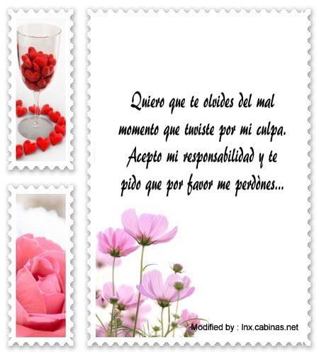 Mensajes De Amor Para Pedir Perdon Frases De Disculpas Cabinas Net