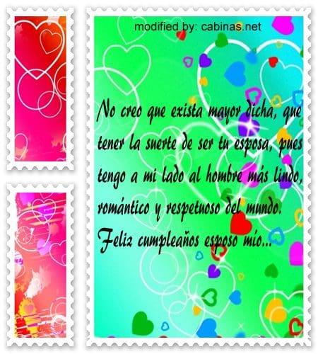 Romanticas Frases De Cumpleanos Para Mi Esposo Con Imagenes
