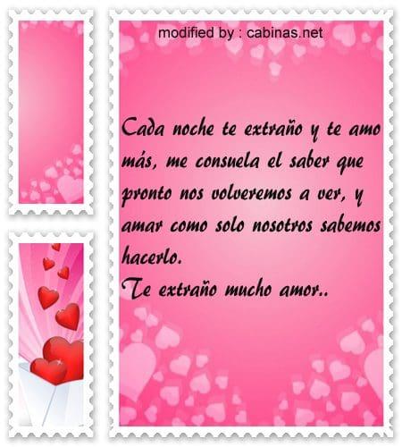 Frases Romanticas De Te Extrano Mucho Con Imagenes Cabinas Net
