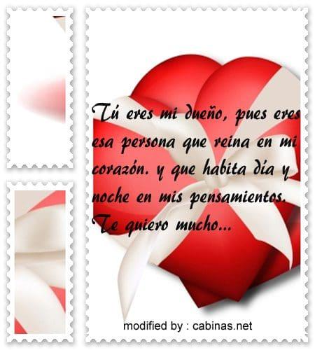 Frases De Amor Para Mi Novio Por Celular Con Imágenes Cabinasnet