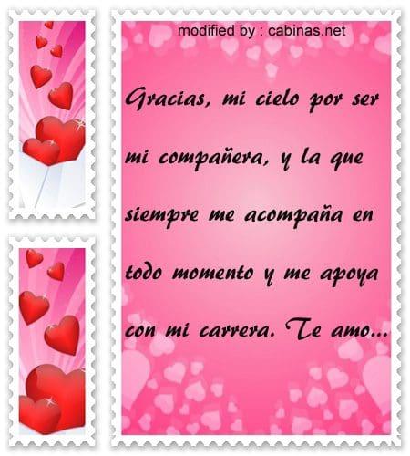 Bellos Textos Para Dar Las Gracias A Tu Novio Con Imagenes Cabinas Net
