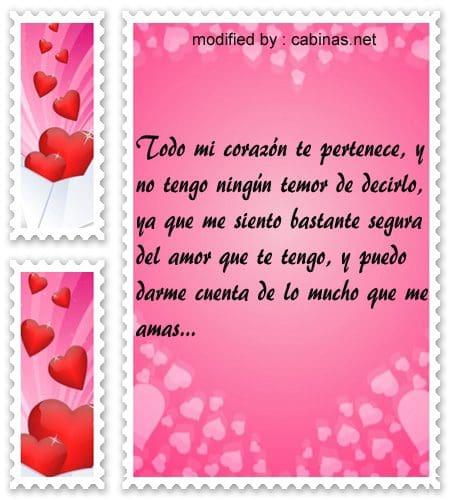 Mensajes para decir te amo,poemas para expresar amor a mi pareja