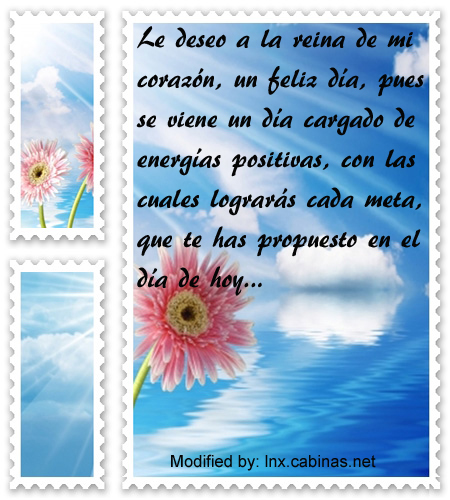 Palabras Para Mi Amor De Buenos Dìas Con Imágenes Cabinasnet