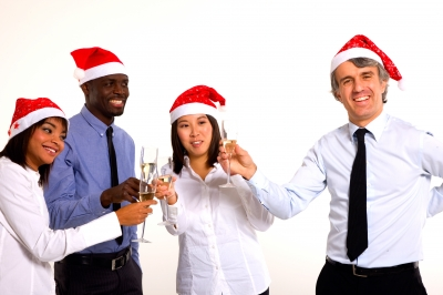 Bonitos mensajes Navidad para clientes empresariales con imágenes