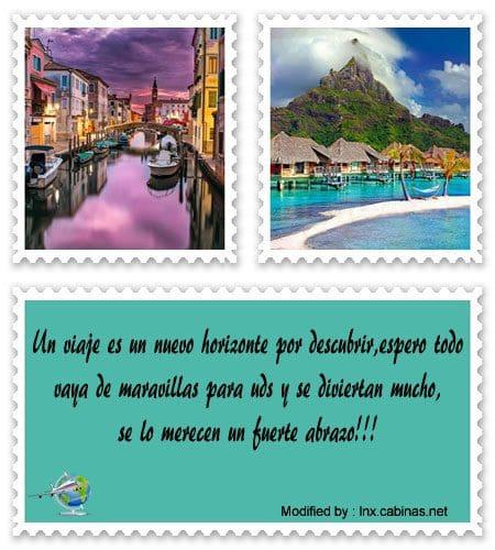 Bellas Frases De Feliz Viaje Para Descargar Con Imagenes Cabinas Net