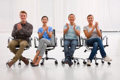 Nuevas frases para felicitar por aniversario empresarial