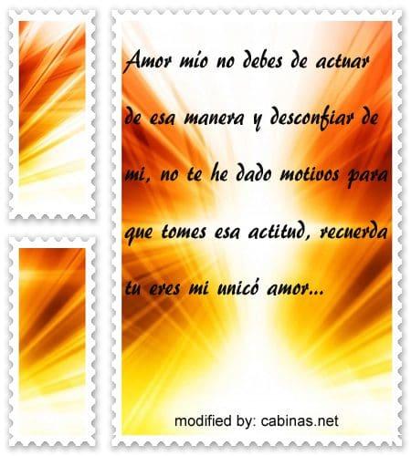 Mensajes Especiales Para Mi Novio Celoso Con Imagenes Cabinas Net