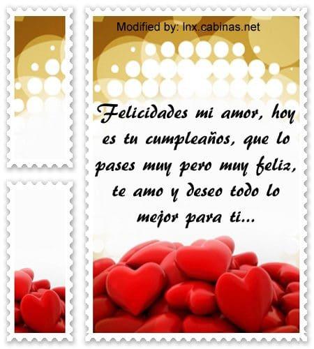 Romanticos Mensajes Para Saludos De Cumpleanos Con Imagenes