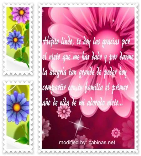 Frases Bonitas De Cumpleaños Para Nietos