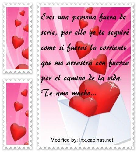 Bellos Mensajes De Amor Para Alguien Muy Especial Con