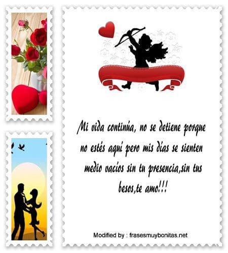 Originales Textos De Amor Para Mi Novio Mensajes De Amor Cabinasnet