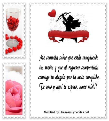 Originales Textos De Amor Para Mi Novio Mensajes De Amor Cabinas Net