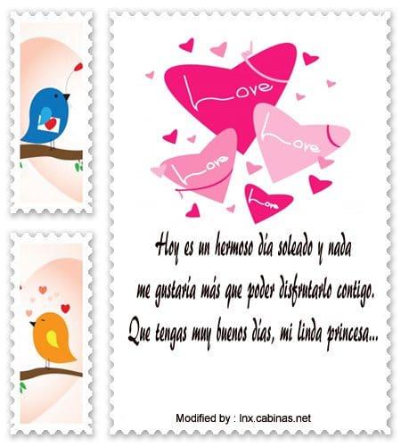 Enviar Mensajes De Buenos Días Para Mi Amor Cabinasnet