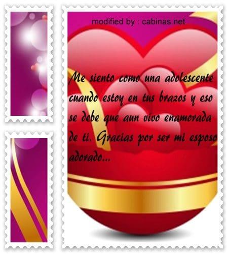 Enviar Mensajes Romanticos Para Mi Esposo Con Imagenes Cabinas Net