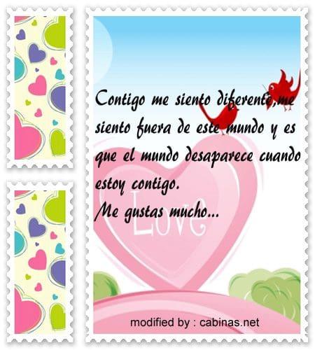 Gratis Mensajes De Amor Para Un Chico Con Imagenes Cabinas Net
