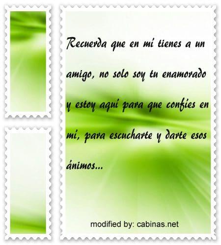 Originales Mensajes Para Consolar A Mi Pareja Con Imagenes Cabinas Net