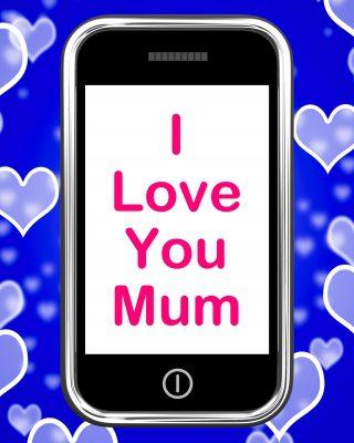 Enviar Bonitos Mensajes Por El Día De La Madre
