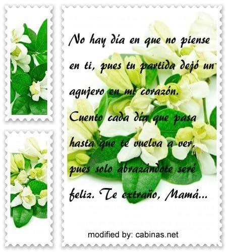 Nuevos Mensajes Para Mi Mama Que Esta Lejos Con Imagenes Cabinas Net