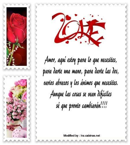 Frases De Amor Para Dar ánimo A Mi Pareja Mensajes De