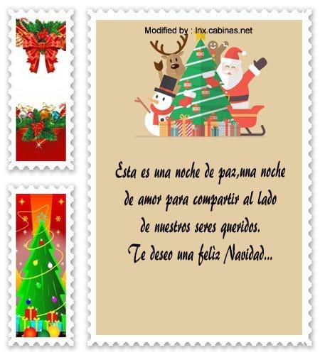 Mensajes de navidad para tarjetas navide as saludos de for Dibujos para tarjetas navidenas
