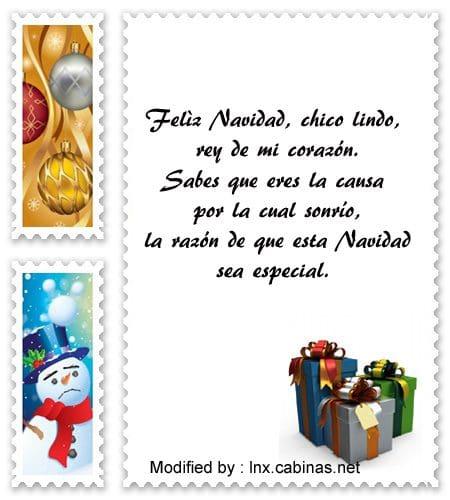 frases con imàgenes para enviar en Navidad a mi novia,palabras para enviar en Navidad a mi novia