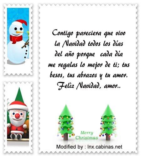 Lindos Mensajes De Navidad Para Mi Amor | Saludos De