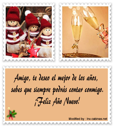 Mensajes De Año Nuevo Frases De Año Nuevo Cabinasnet