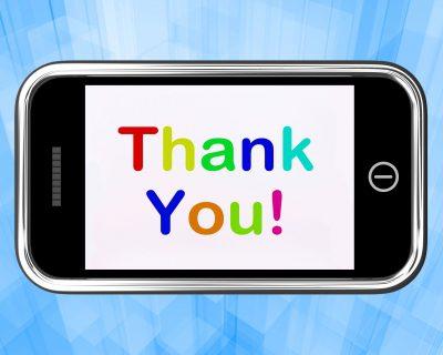 Bellos Mensajes De Agradecimiento Por Los Saludos De