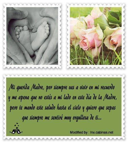 Nuevos Mensajes Por El Dia De La Madre Para Tu Mama Fallecida