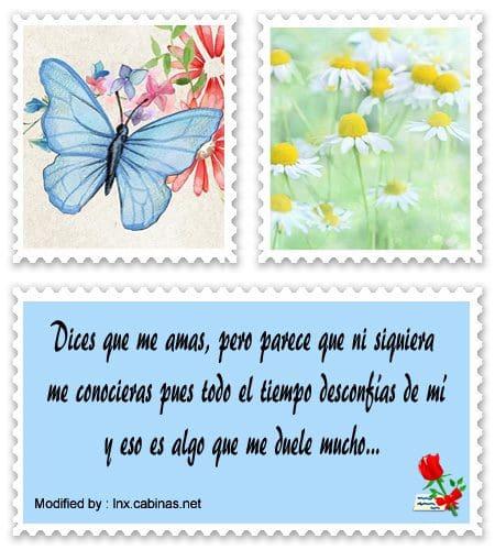 Mensajes De Reflexion Para Mi Novio Celoso Frases Para Celosos